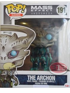 The Archon Mass Effect Andromeda