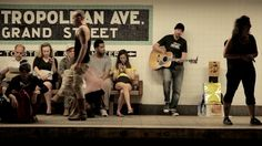 The Brazilian Musician That Makes the NYC Subway Commute a Little Bit Better
