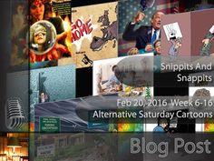 Alternative Saturday Cartoons - Week 06-16 - Helpful Tidbits