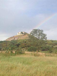 La Pirámide del Pueblito, Corregidora, Querétaro, México 2014