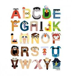 G is for Gonzo - the muppets from A to Z!