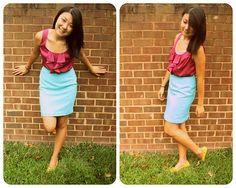 49 Dresses: Colorblock