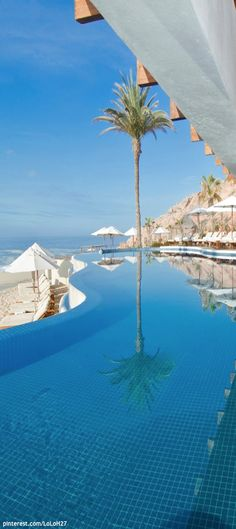 The Westin Resort Cabos - Los Cabos, Mexico.  So beautiful!  ASPEN CREEK TRAVEL - karen@aspencreektravel.com