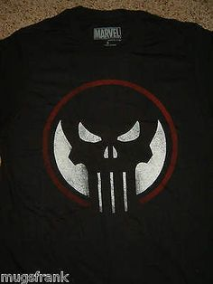 6fbad39d9e0aa The Punisher Skull Dead Sight Marvel Comics Shirt