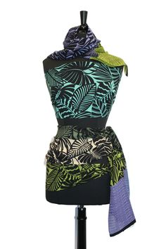 Kavita- Painted Silks | Booth 736 | February 2014 http://www.sfigf.com/ Cayman Silk Georgette Scarf  A Hand Screened and Dyed scarf executed on a luxurious Silk Chiffon. Available in 8 elegant Color ways.  This Scarf has been very popular with Museum Stores and Opera Shops as also other upmarket boutiques.