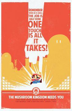 Mario Propaganda