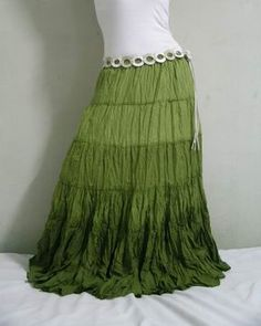 indian gypsy skirt :D