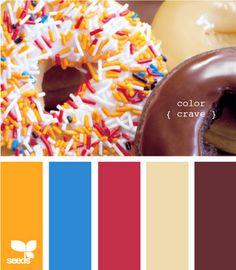 Possible palette for boys. Maybe Alex more than Cam.
