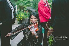 Duke Gardens wedding (Durham, NC) – Melissa and Ion Photo credit: Julian Ribnik Photography