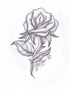 easy pencil drawings rose pencil sketch of rose a rose pencil - rose sketch easy Easy Pencil Drawings, Rose Drawing Pencil, Pencil Drawings For Beginners, Color Pencil Sketch, Love Drawings, Easy Sketches For Beginners, Drawing Flowers, Heart Drawings, Angel Drawing