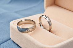 cincin nikah platina