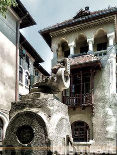4 traseu Foisor-Traian Neoromanesc in mahala