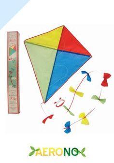 Fabriquer un cerf-volant - Activités pour enfants