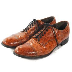 Animal's Shoes of Distinction textured leather by ReanimatedRags, $125.05