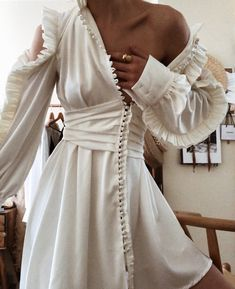 Best Spring Outfits Casual Part 6 Beautiful Dresses, Nice Dresses, Casual Dresses, Casual Outfits, Fashion Outfits, Womens Fashion, Fashion Tips, Sweater Dresses, Classic Outfits