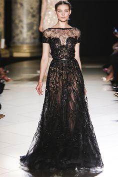 Sfilata Elie Saab Paris - Alta Moda Autunno-Inverno 2012-13 - Vogue <3