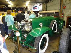 1932 Stutz Car