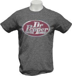Dr. Pepper Mens Tee