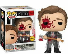 American Psycho, Funko Pop, Mickey Mouse, Disney Characters, Fictional Characters, Movies, Art, Ideas, Vinyls