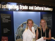 Alice Sauro (on right), Operations Manager, Detroit Symphony Orchestra (2011)