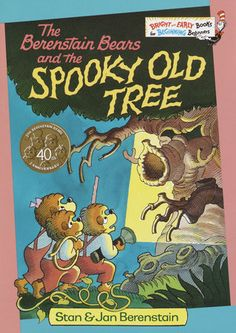 The Berenstain Bears and the Spooky Old Tree (Bright & Early Books) by Jan Berenstain. I read this book over and over Bernstein Bear, Inference Activities, Childrens Ebooks, Spooky Trees, Spooky Spooky, Beginner Books, Halloween Books, Halloween Activities, Halloween 2019