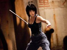 "Warner Bros. Totally Screwed Up The Marketing For 'Pacific Rim' KIRSTEN ACUNA JUL. 18, 2013 Actress Rinko Kikuchi in ""Pacific Rim."""