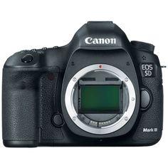 Best Price Canon EOS 5D Mark III 22.3 MP Full Frame CMOS Digital SLR Camera | Mind Gadget Reviews