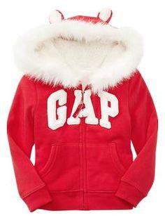 Kinlie.....Bear arch logo hoodie | #GapLove    sexy <3