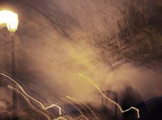 """Lantern. Wind.""  What my camera saw just a couple of days ago.  By Irina Urumova."