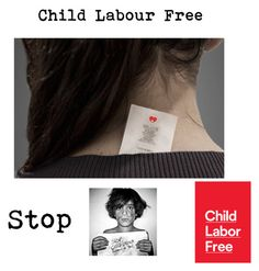 """""""Child Labour Free"""" by sibaru ❤ liked on Polyvore featuring women's clothing, women's fashion, women, female, woman, misses and juniors"""