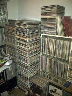 Collections vinyle