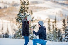 Sapphire Point Overlook Trail Mountain Proposal How he Asked