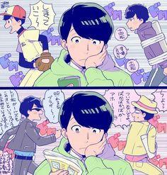 Osomatsu-san- Karamatsu, Choromatsu, Ichimatsu, Jyushimatsu, and Todomatsu #Anime「♡」