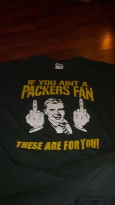 """Green Bay  /""""Welcome To The  Frozen Tundra/"""" Packers T-shirt S-5XL"""