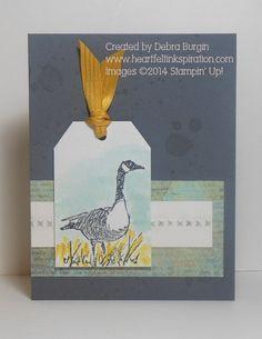 Debra Burgin Goose at Lagoon
