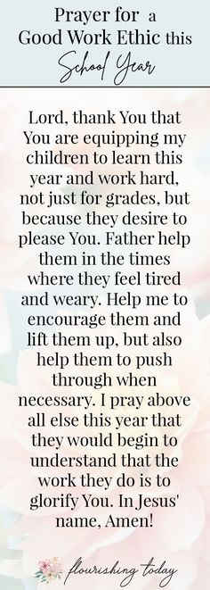 It& time for back to school and what better way to prepare than prayer for your kids? Here you& find prayers for students, their teachers and for God& guidance for them. Don& forget to grab your free printable prayer bookmarks while you& there! Prayer For Students, Prayer For My Children, Prayer For You, Power Of Prayer, Back To School Prayer, Going Back To School, Printable Prayers, Free Printable, Christian Faith