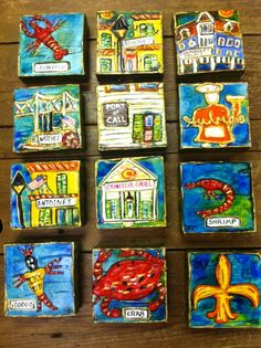 Fleurty Girl - Everything New Orleans - Mini Views by Jax, NOLA Places - For the Home