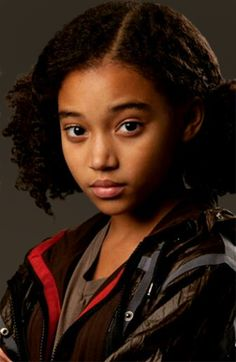 Rue - Female Tribute from District 11 (And Katniss's friend during the Games.)