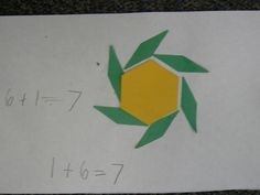 Mrs. T's First Grade Class: Yarn Shapes