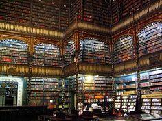 Nacional Library of Rio de Janeiro