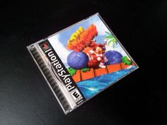 SONY PLAYSTATION Game  VERSION PS1 PS2 PS3 THE BOMBING ISLANDS w/bklt Fun