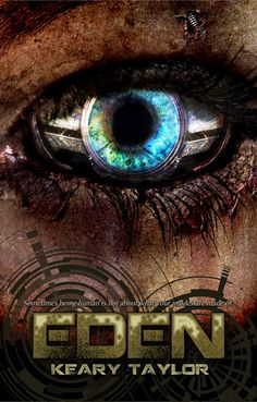 """The Bane by Keary Taylor (Book # 1 in the Eden trilogy) [this book was previously a single story called Eden that eventually got changed to """"The Bane"""" when Taylor wrote 2 more editions]"""