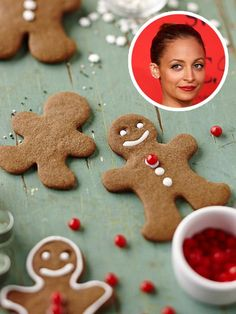 Unlike other Christmas cookies, Richie's recipe is so spicy and crunchy, she insists you won't want to share with anyone (sorry, Santa).