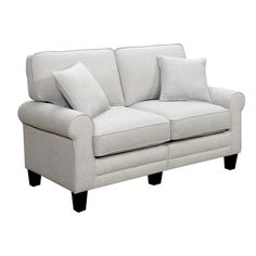 "Found it at Wayfair - Nell 61"" Rolled Arm Loveseat"