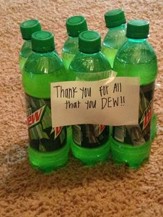 Thank you for all that you dew |20+ Super Easy DIY Christmas Gifts for Him