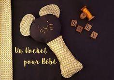 Un doudou pour bébé DIY: Un hochet tout doux