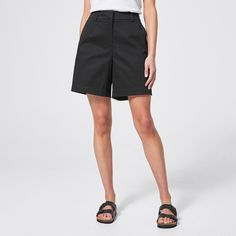 Tailored Shorts - Black | Target Australia Tailored Shorts, Summer Wardrobe, Workplace, Bermuda Shorts, Target, Size 10, Australia, Model, How To Wear
