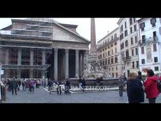 Rome Walking Tour 8:46