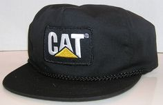 CAT Caterpillar Construction & Mining Trucks Vintage Snapback Baseball Hat Cap #Caterpillar #BaseballCap Hats For Sale, Caterpillar, Snapback, Baseball Hats, Construction, Cap, Trucks, Vintage, Fashion