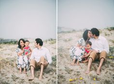 A Seal Beach Family Session